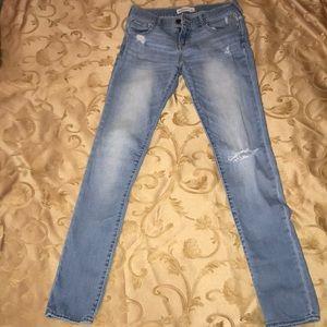 Abercrombie Kids denim jeans